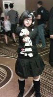 Female Death the Kid Cosplay-Anime Matsuri 2013 by MESS-Anime-Artist