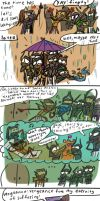LoK: Sarafan knights, 5-7 by Ayej