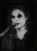 Ville or The Crow by PoisonVenus