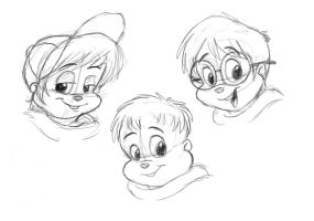 The Seville Boys Sketches by BoredStupid100