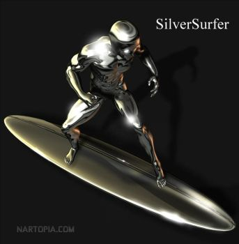 Surfer by blackzig