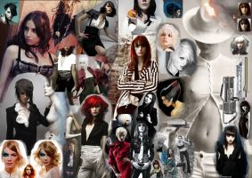 Character Moodboard by Cique