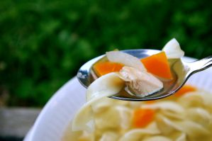Chicken Noodle Soup by chiziwhiteafrican