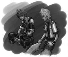 KH Simulacrum:Nobody and Other by Naerko