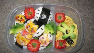 First attempt bento! by Arachnoid