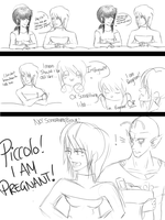 DBZ - IAmPregnant by iPipster