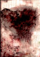 Freedom To Love by p0w3rmad