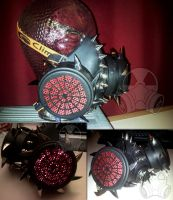 Industrial Respirator Final by MephistoFFF
