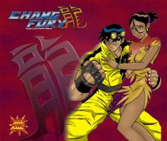 Chang Fury: Game of Death by DamageArts