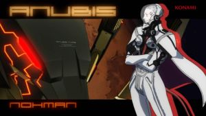 Zone of the Enders HD: Nohman and Anubis by admiralakbar101