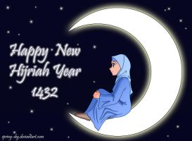 Happy New Hijriah Year by spring-sky