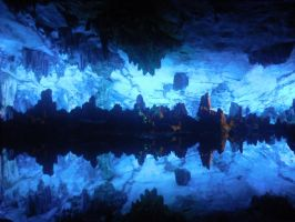 Reed Flute Cave by Harrison435