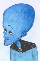 Megamind by ThisNameIsPwoper