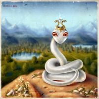 White Snake by Redjuice