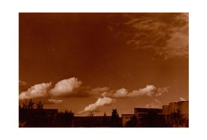 cloudy roofs by fataaN