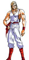 Andy Bogard 1 by Hellstinger64