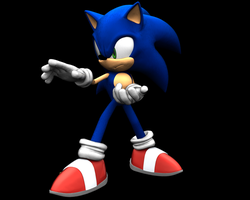 Sonic Joins the Brawl by nothing111111
