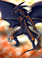 Gandora, Dragon of Destruction by TeraMaster
