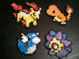 perler bead pokemon for sale by Miss-Melis