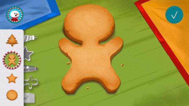 Macy's wish writer: Cookie Maker by TheBlueFeline