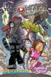 PopularMMOs + GamingWithJen comic book cover by TimLevins