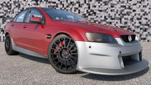 2011 Holden Commodore V8 Supercar by SamCurry