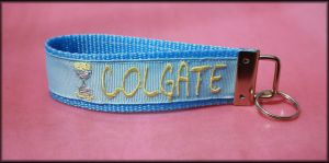 Colgate Minuette MLP Inspired Key Fob My Little Po by PrimmRose