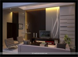living_room by kee3d