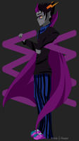 Aquarius: Eridan by Melody-Musique