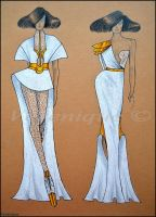White gold collection 3. by Verenique