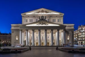 Bolshoi Theater by cbyn
