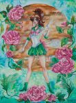 Sailor Jupiter - Gentle Protector by TanzerDragon