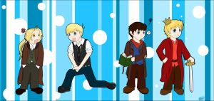 Emmy-Kun's Christmas Card by Ouran-Shadow-Queen