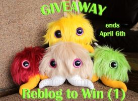 Squiggle Giveaway by PastYourPorchlight