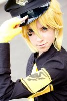 Len: This is War by RinLouise
