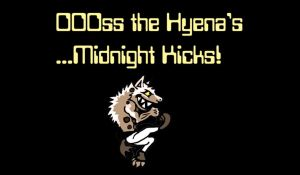 Hyena Jump Gif by Meadowknight