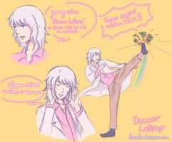 Gijinka! Doctor Lollipop by HanzaLee