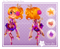 :CE: Eris Desing  - Tea party in Wonderland - by Ovelayotli