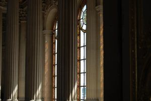 Chapel Windows by AmethystDreams1987