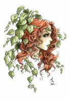 Poison Ivy - Profile by LostEmerald