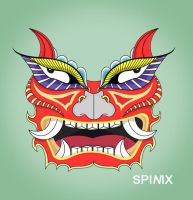 oni mask by spinix