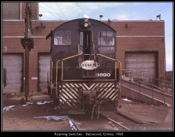 Roaming Switcher by classictrains