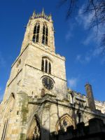 Church - York - 2 by Queenselphie