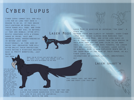 Cyber Lupus ref by Incyray