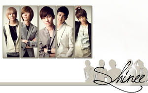 SHINee wallpaper II by lovin-riot