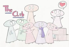 Special Edition : the Club by AbyLockhart