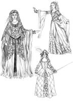 Various Designs by morwyn