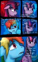 The Stars Will Fall: Page 23 by sharpieboss