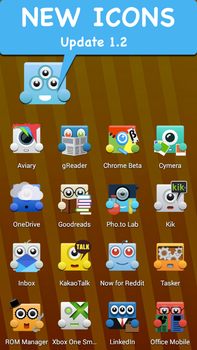 Ubeat Monsters updated 1.2 by MarkPixel