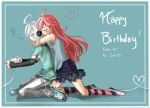 Happy Birthday JuliaDS by HikariTenjou